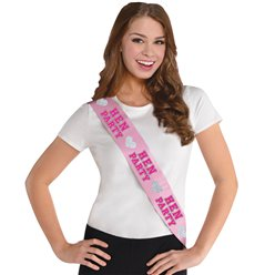 'Hen Party' Value Sashes
