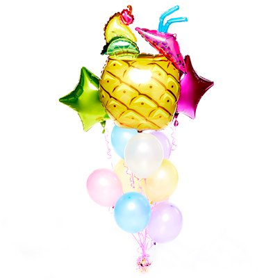 Fruit Cocktail Summer Balloon Kit