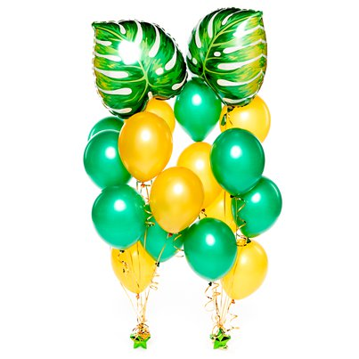 Tropical Palm Balloon Kit
