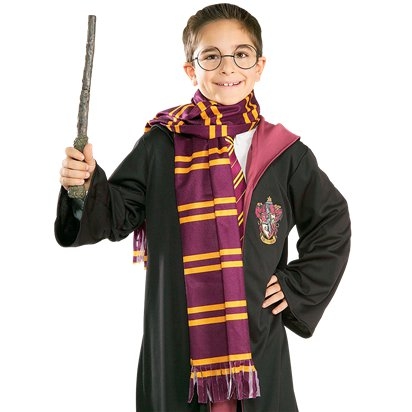 Harry Potter Scarf - Kids Harry Potter Accessories front