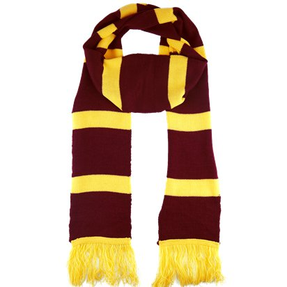 School Wizard Scarf - Harry Potter Scarf & Accessories front
