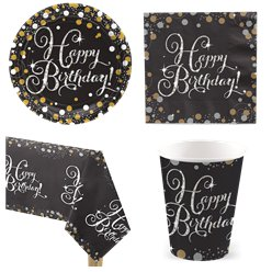Sparkling Celebration Party Pack - Value Pack For 8
