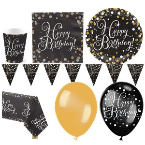 Sparkling Celebration Party Pack - Deluxe Pack for 16