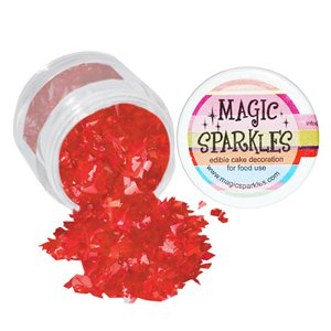 Red Magic Sparkles