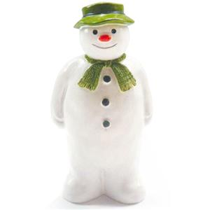 The Snowman Resin Cake Figure - 6.5cm