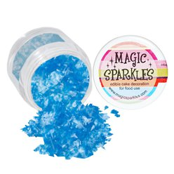 Blue Magic Sparkles