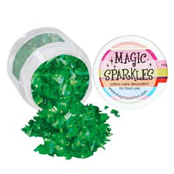 Green Magic Sparkles - 2g
