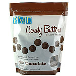 PME Candy Buttons - Milk Chocolate Flavoured
