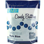 PME Candy Buttons - Dark Blue - Vanilla Flavoured