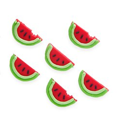 Watermelon Sugar Cake Toppers - 6pk