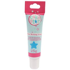 Cake Star Blue Icing Writing - 25g
