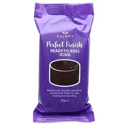 Ready to Roll Chocolate Brown Icing - 250g