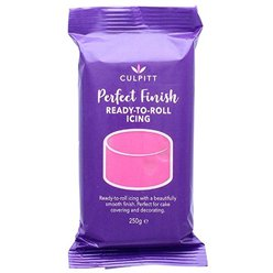 Ready to Roll Hot Pink Icing - 250g
