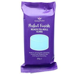 Ready to Roll Light Blue Icing - 250g