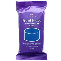 Ready to Roll Navy Blue Icing - 250g