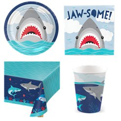 Shark Party Value Party Pack
