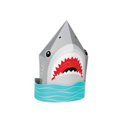 Shark Party 3D Table Centrepiece