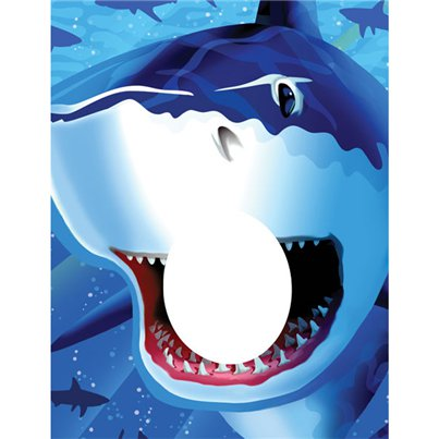 Shark Photo Prop - 101cm