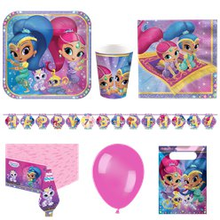 Shimmer & Shine Deluxe Party Pack
