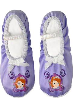 Disney Sofia Ballet Pumps - Size UK 10-12