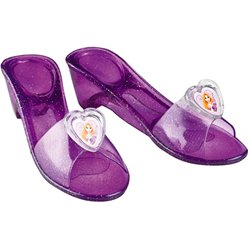 Disney Rapunzel Jelly Shoes - One Size
