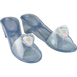 Disney Cinderella Jelly Shoes - One Size