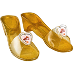 Disney Belle Jelly Shoes - One Size