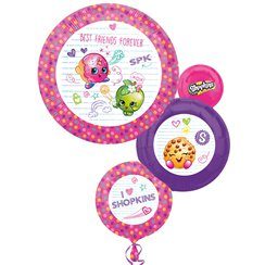 "Shopkins SuperShape Foil Balloon - 22"" Foil"