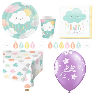 Sunshine Baby Party Pack - Deluxe Pack For 8