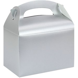 Silver Party Boxes