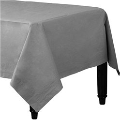 Silver Paper Lined Tablecover - 1.4m x 2.8m