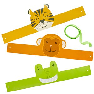 Snappy Animal Headbands