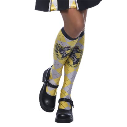 Hufflepuff Socks - Harry Potter Accessories - Kids One Size front