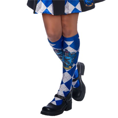 Ravenclaw socks - Harry Potter Fancy Dress Accessories - Kids One Size front
