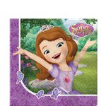 Sofia the First Paper Napkins - 33cm
