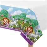 Sofia the First Plastic Tablecover - 1.2m x 1.8m