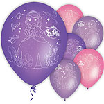 "Sofia the First Balloons - 11"" Latex"