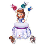 Sofia the First Cake Stand Kit - 1 Tier