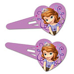 Sofia the First Hair Clips