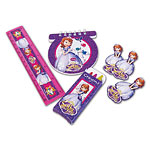 Sofia the First Stationery Set