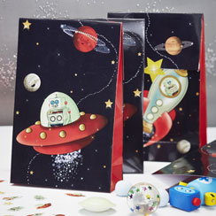 Space Adventure Party Bags