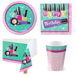Sparkling Spa Party Pack - Value Pack for 8
