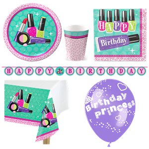 Sparkling Spa Party Pack - Deluxe Pack for 8