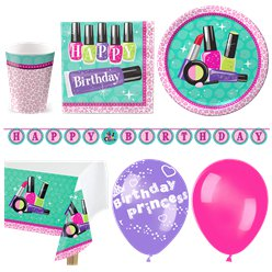 Sparkling Spa Party Pack - Deluxe Pack for 16
