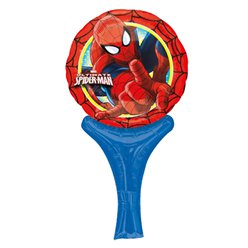 "Spider-Man Mini Balloon - 12"" Foil"