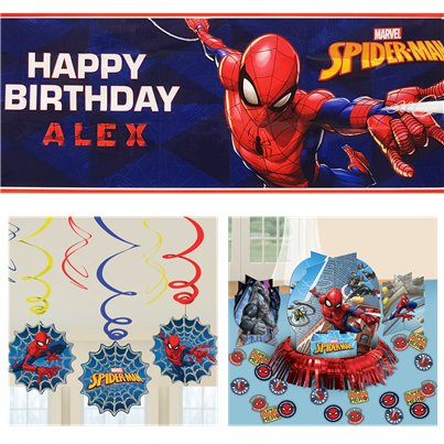 Spider-Man Classic Decorating kit