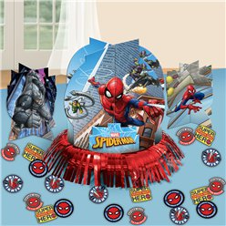 Spider-Man Table Decoration Set