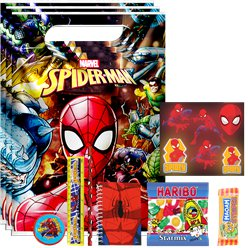 Spider-Man Party Bag Kit