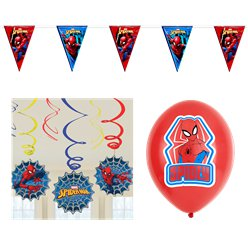 Spider-Man Basic Decorating kit