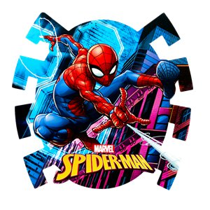 Spiderman Team Up Party Invitations